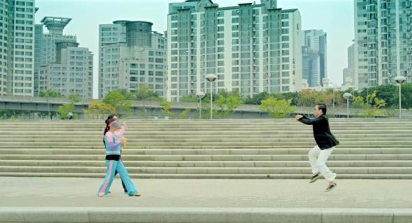 Gangnam Style Screenshot