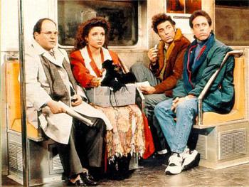 Seinfeld Train