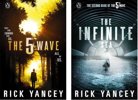 'The 5th Wave' sets up Rick Yancey's Trilogy, but 'The Infinite Sea' feels like the superior book.